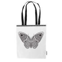 Bevásárló táska-Butterfly