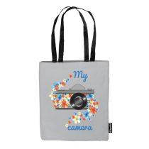 Bevásárló táska-Camera