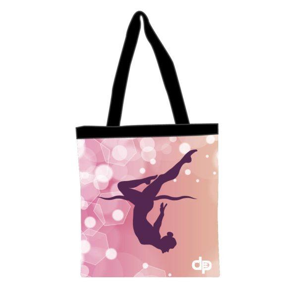 Bevásárló táska-Bubble girl