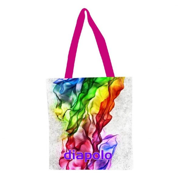 Bevásárló táska-Rainbow Sinus