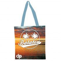 Bevásárló táska-Balaton Sunset