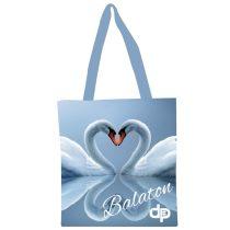 Bevásárló táska-Balaton Swan