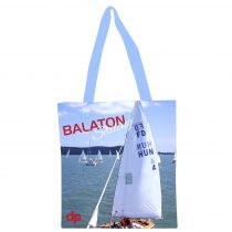 Bevásárló táska-Balaton Sailing