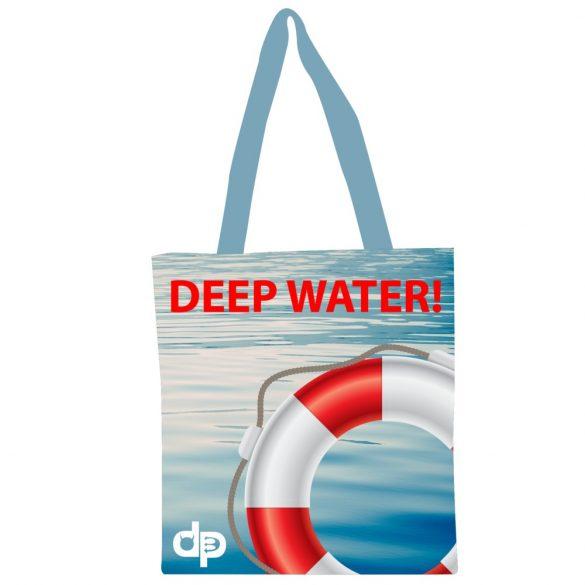 Bevásárló táska-Balaton Deep Water