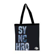 Bevásárló táska-Sync text