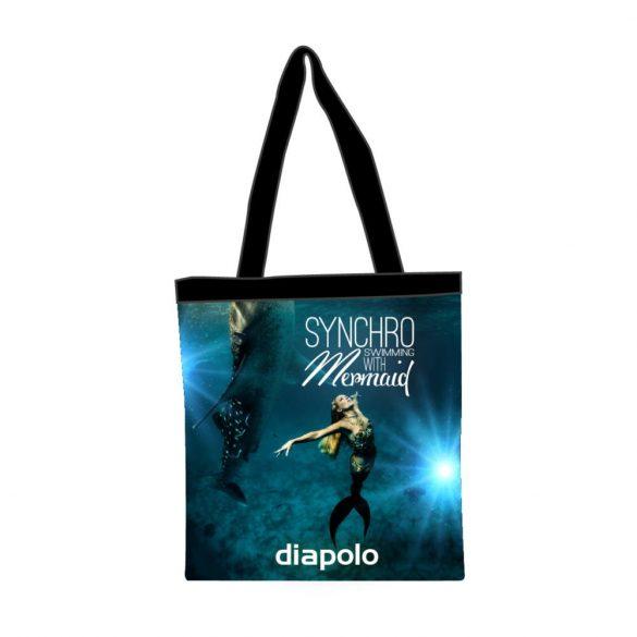 Bevásárló táska-Sync Mermaid
