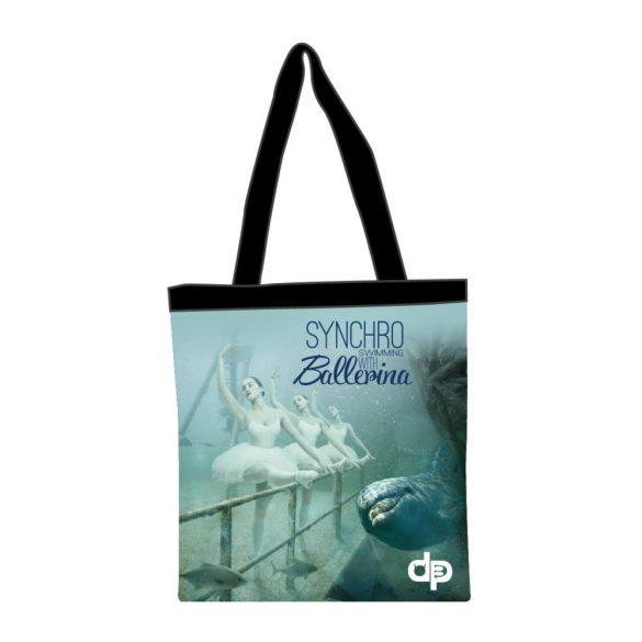Bevásárló táska-Sync Ballet