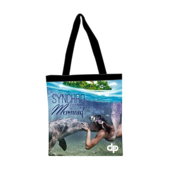 Bevásárló táska-Sync Mermaid kiss
