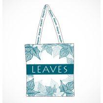 Bevásárló táska-Leaves-1