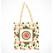 Bevásárlótáska - Flowers - 1