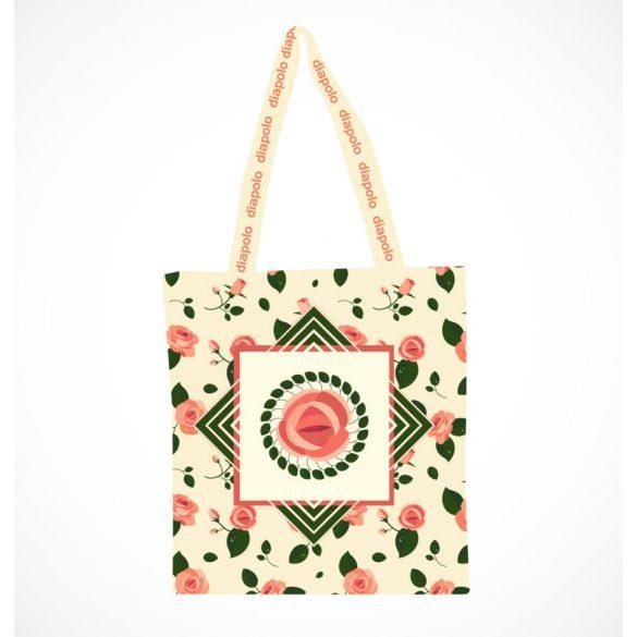 Bevásárló táska-Flowers-1