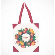Bevásárlótáska - Flowers - 2