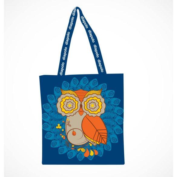 Bevásárló táska-Owl