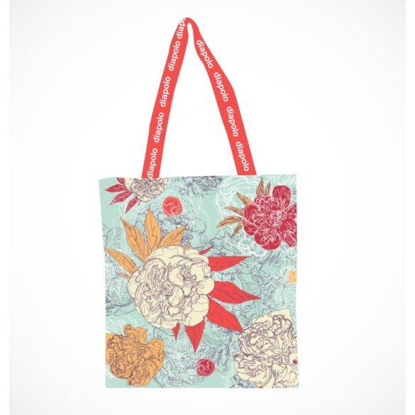 Bevásárló táska-Flowers-3