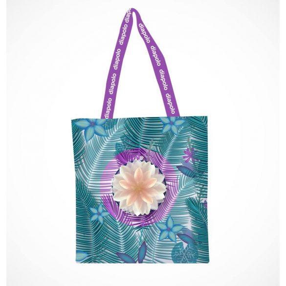 Bevásárló táska-Flowers-4