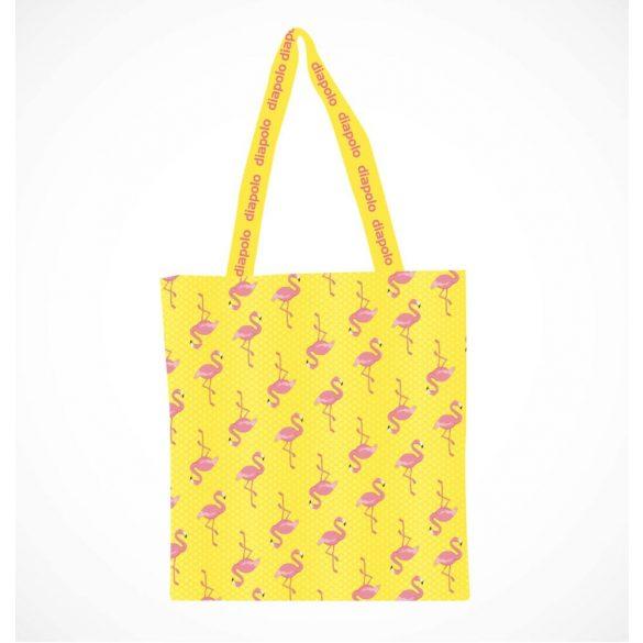 Bevásárló táska-Flamingos