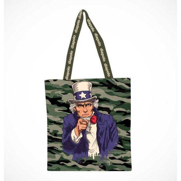 Bevásárló táska-President
