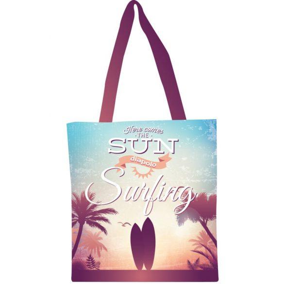 Bevásárló táska-Sun Surfing