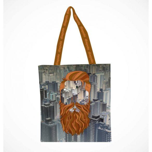 Bevásárló táska-Hipster