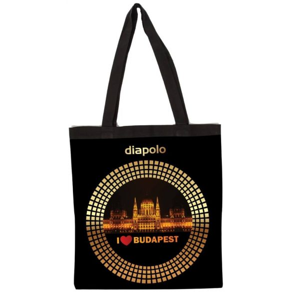 Bevásárló táska-Budapest-2