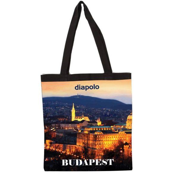 Bevásárló táska-Budapest-3