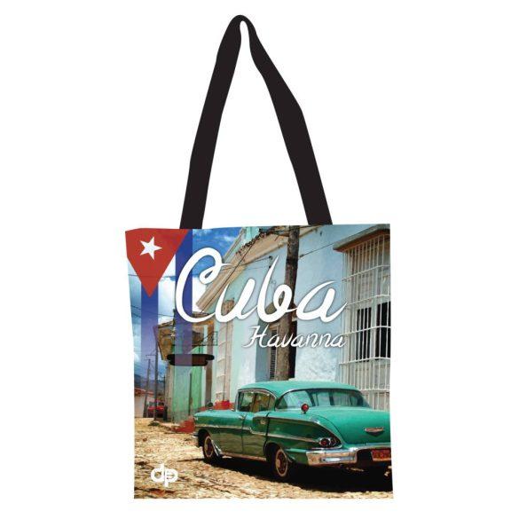 Bevásárló táska-Cuba, Havanna