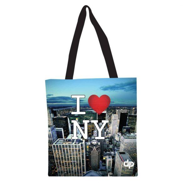 Bevásárló táska-New York