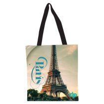 Bevásárló táska-Paris
