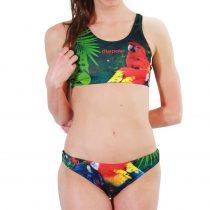 Vékony pántos bikini - Parrot