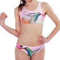 Vékony pántos bikini - Kolibri