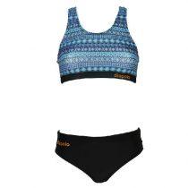 Vastag pántos bikini-Temara