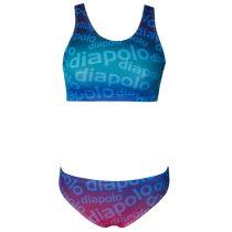 Vastag pántos bikini-Diapolo Design-1