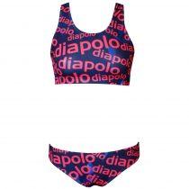 Vastag pántos bikini-Diapolo Design-2