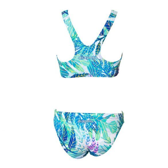 Vastag pántos bikini-Leaves