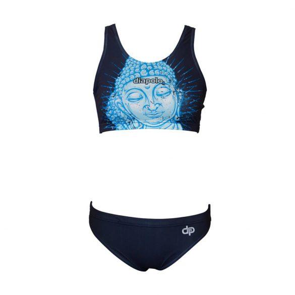 Vastag pántos bikini-Buddha