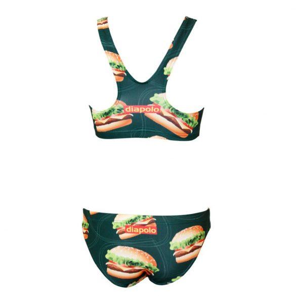Vastag pántos bikini-Burger