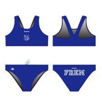 FREM - Női vastag pántos bikini