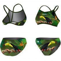 Vékony pántos bikini - Tucan