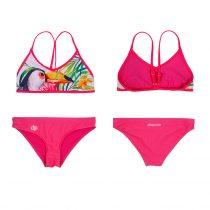 Vékony pántos bikini-Toucan