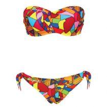 Női pánt nélküli bikini-Montbau