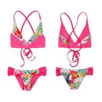 Kifordítható bikini-Toucan