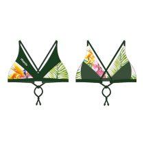 Kifordítható bikini felső - Orchid