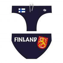 Fiú vízilabda úszó-Finland