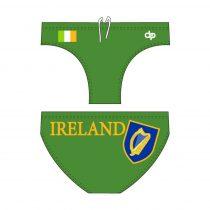 Fiú vízilabda úszó-Ireland