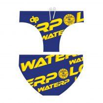 Fiú vízilabda úszó-Water Polo-kék