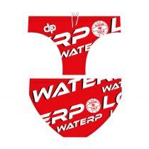 Fiú vízilabda úszó-Water Polo-piros