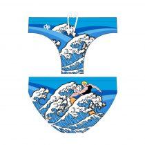 Fiú vízilabda úszó - Wave