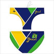 Fiú vízilabda úszó - Brazil Men - 1