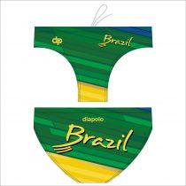Fiú vízilabda úszó - Brazil Men - 2
