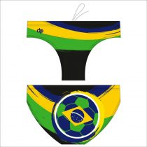 Fiú vízilabda úszó - Brazil Men - 3